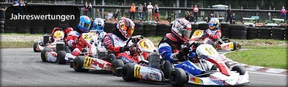 Jahreswertungen der Rotax Max Challenge Schweiz