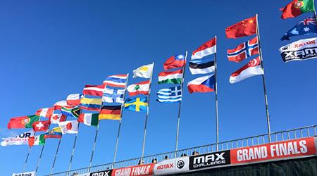 Rotax Weltfinale Sarno (I)