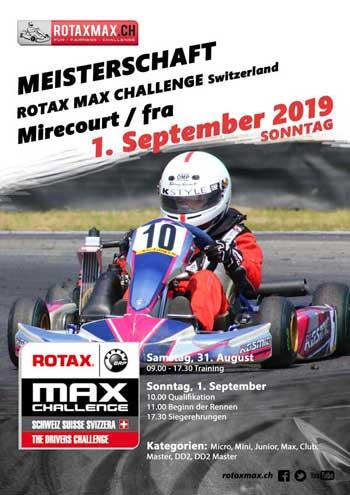 RMC 5 - Mirecourt - 1. September 2019
