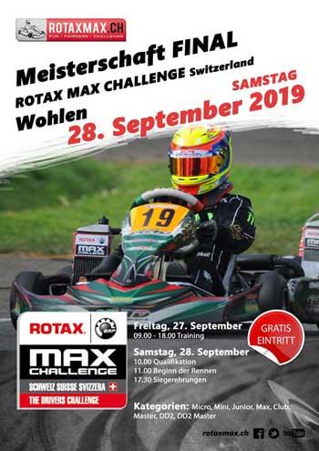 RMC 6 - Wohlen - 28. September 2019