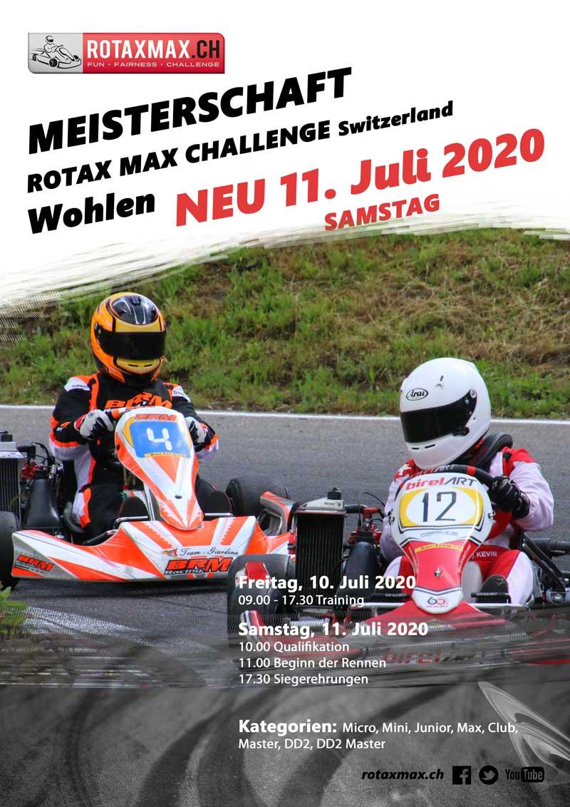 RMC 1 Wohlen - 11. Juli 2020